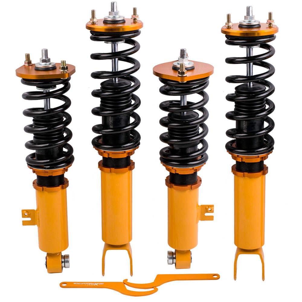 For Nissan 90-96 300ZX Z32 Skyline Suspension Kits Shocks Struts Coilovers