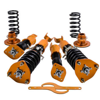 For Nissan 350Z Z33 03-09 Shock Absorbers Adjustable Height Coilovers Suspension Kit