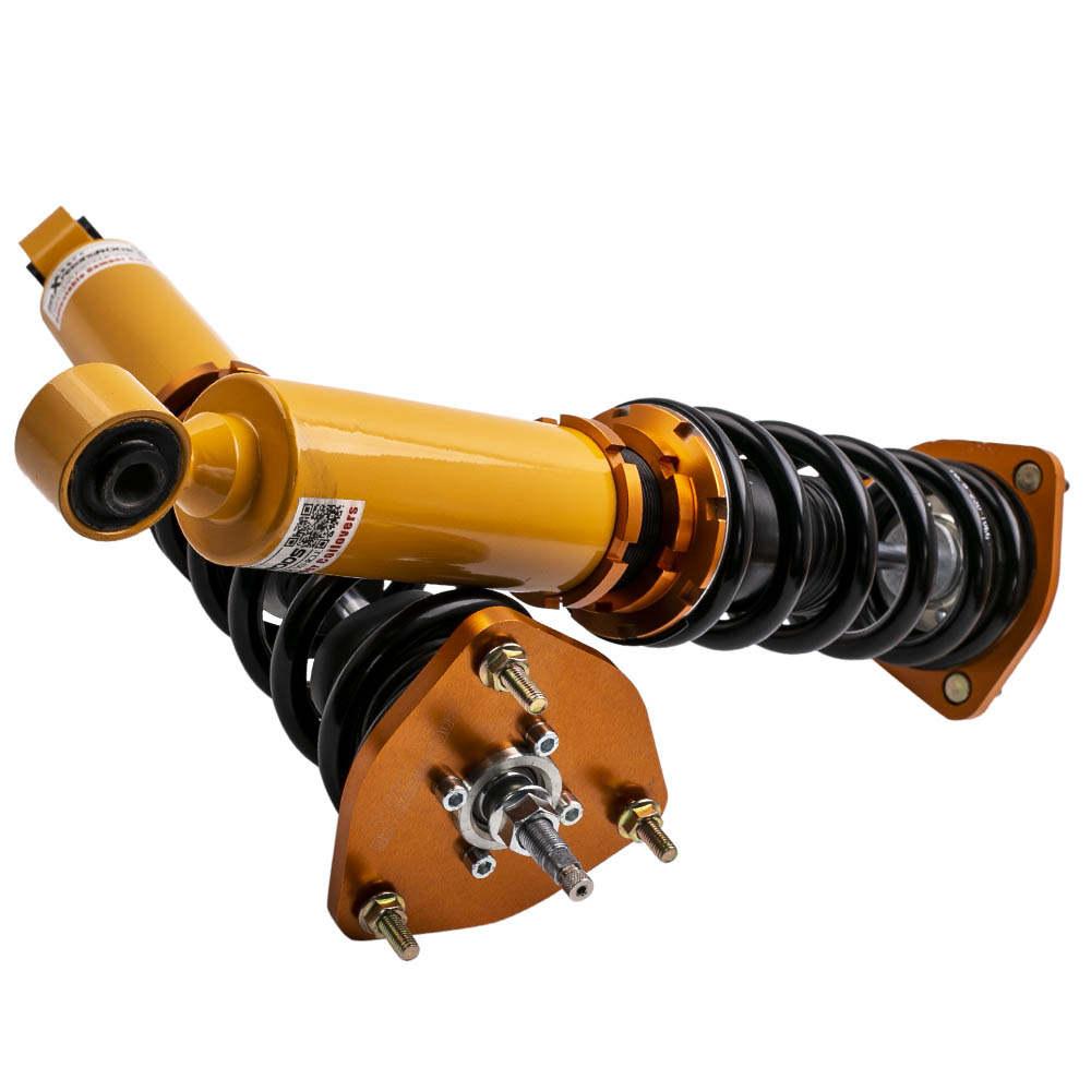 For Nissan Fairlay Z 2008- Damper Adjustable Coilovers Struts Spring Suspension Kits