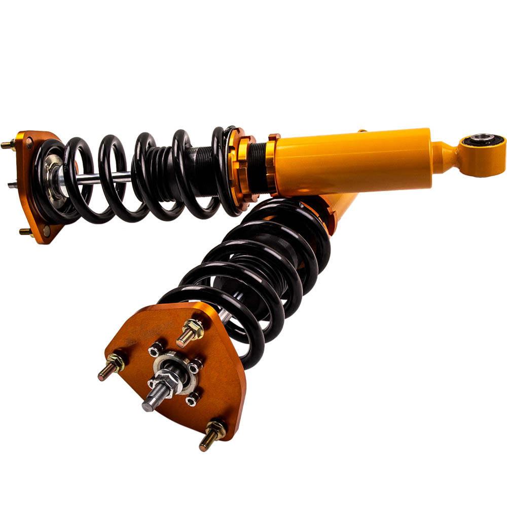 Kit de suspension CoilOvers compatible para NISSAN 370Z Z34 G37 Coupé Berline Amortisseur 2008