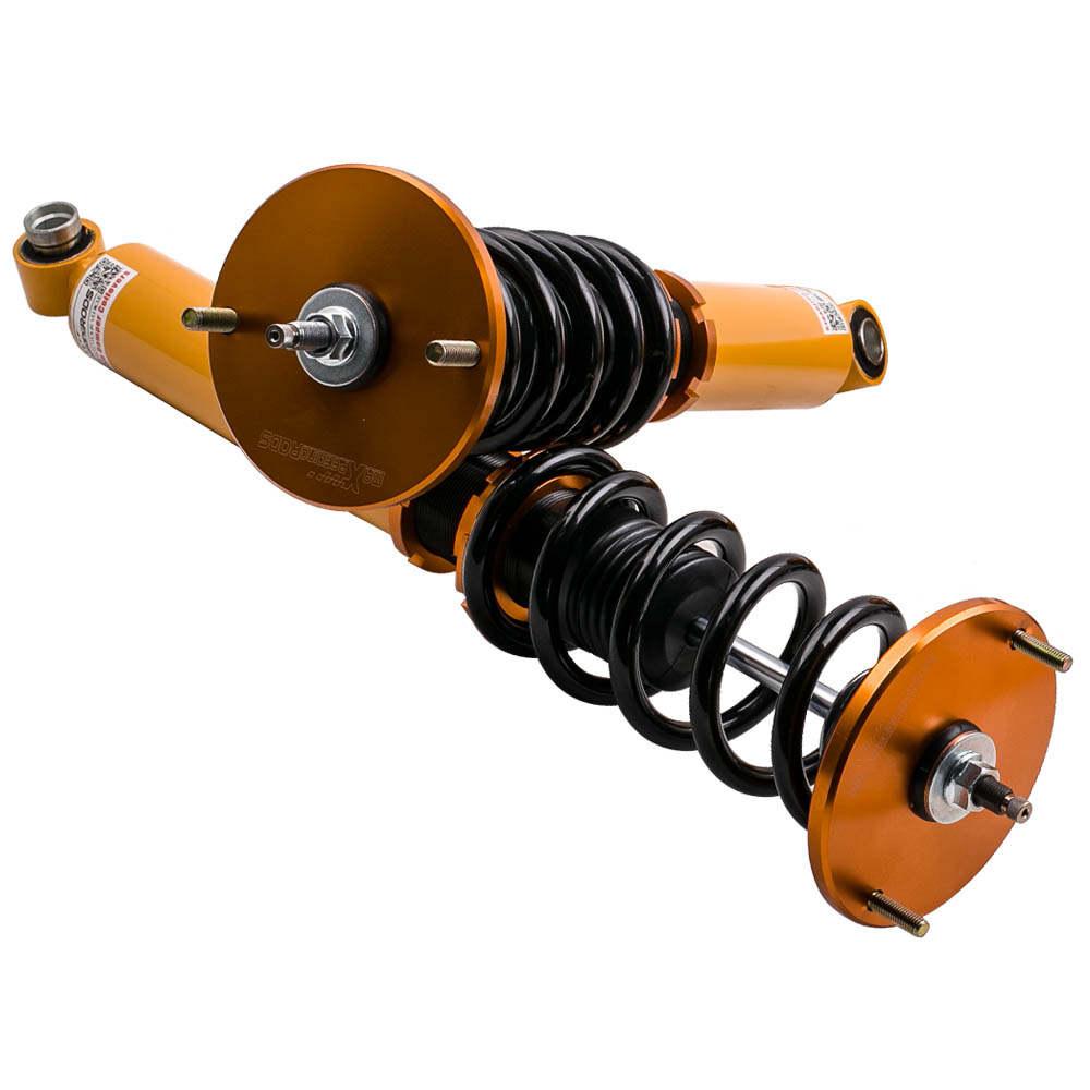 Suspensión coilover ATT compatible para Nissan Skyline GTST R33 ECR33 ER33 adj. apagador