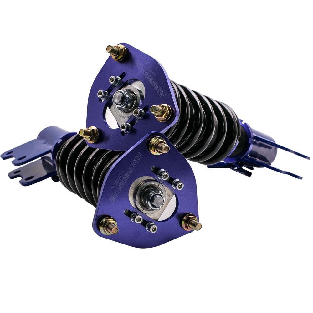 Amortiguador Suspensión compatible para Nissan S13 180SX Sileighty Silva CA18DET Coilover