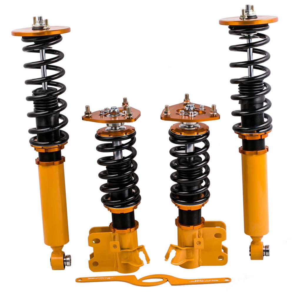 Coilovers For Nissan Silva S14 200SX 240SX 1994-1998 Adjustable Height Camber Suspension Kit