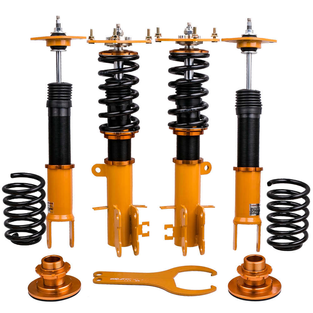 Full Coilovers Adj. Damper Kits for Nissan Altima L32A D32 for Maxima A35 Shocks