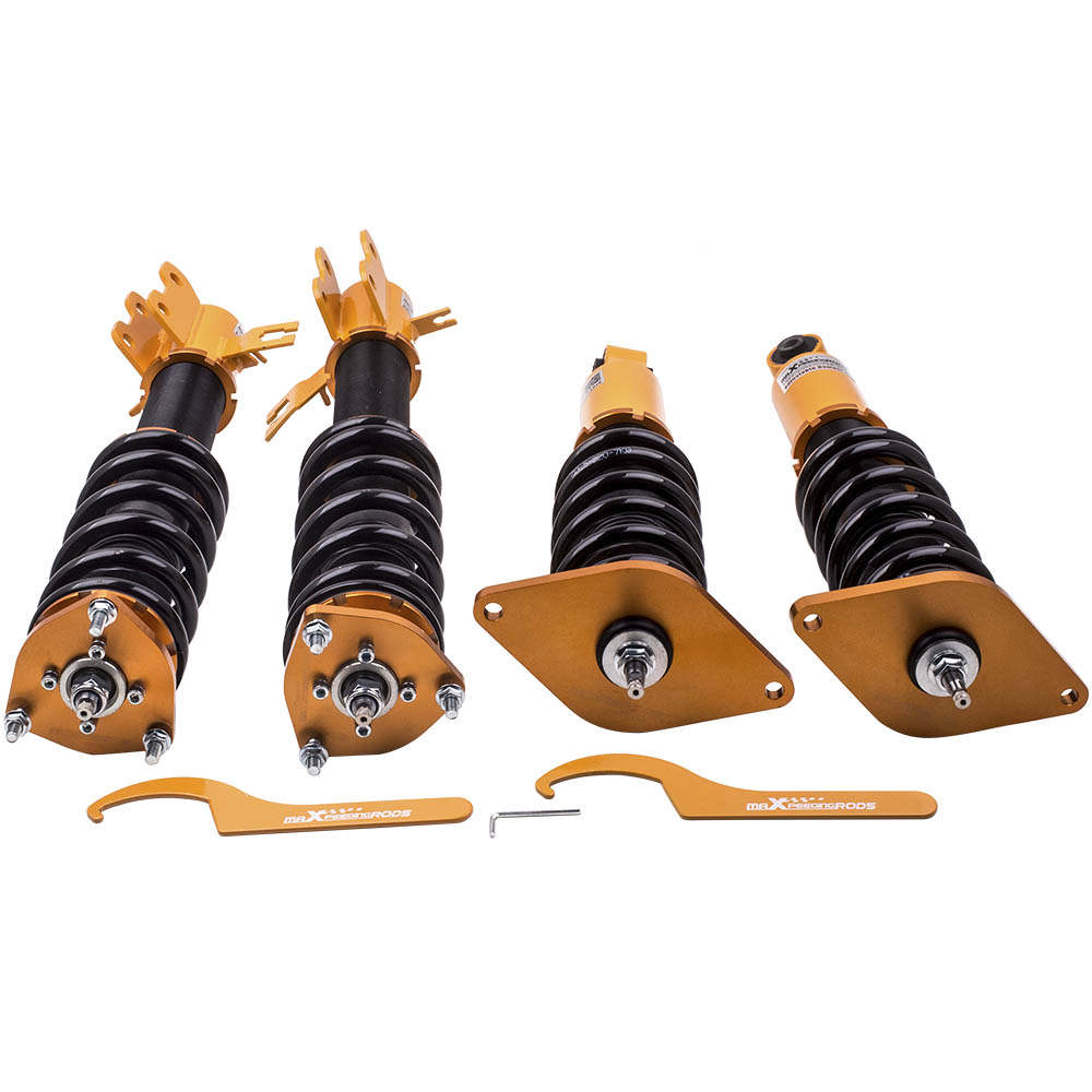 24 Ways Lowering Coil Spring Shocks Coilovers Kits for Nissan Sentra B15 00 -06