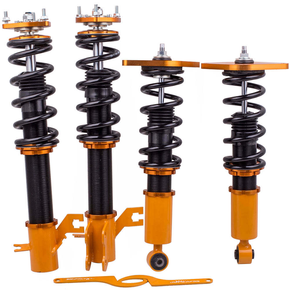 Coilovers Suspension Coil Spring Kits for Nissan Sentra 00-06 Shocks Adj. Height
