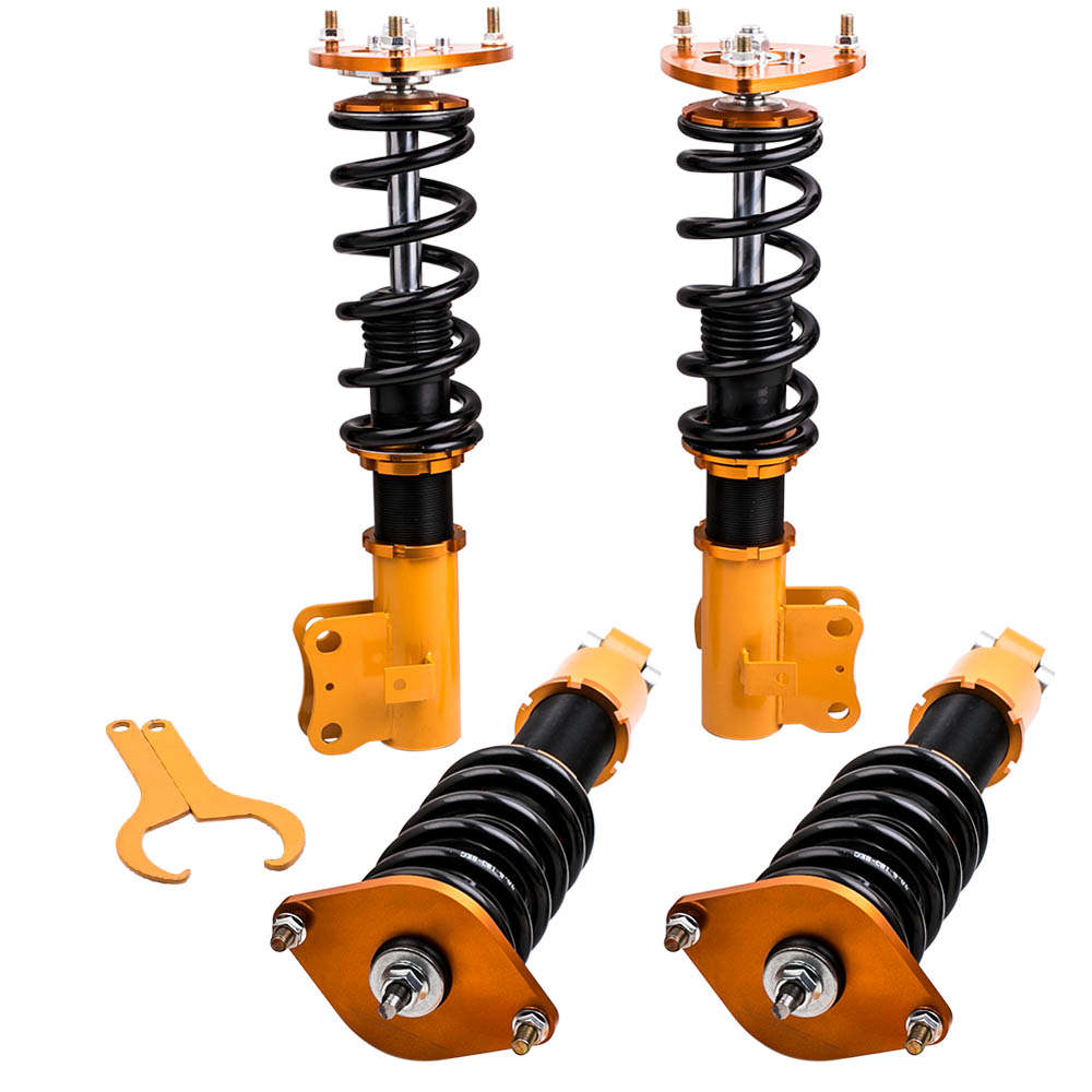 Racing Coilovers Kit For Subaru Forester 2009-2013 Adjustable Height Shocks