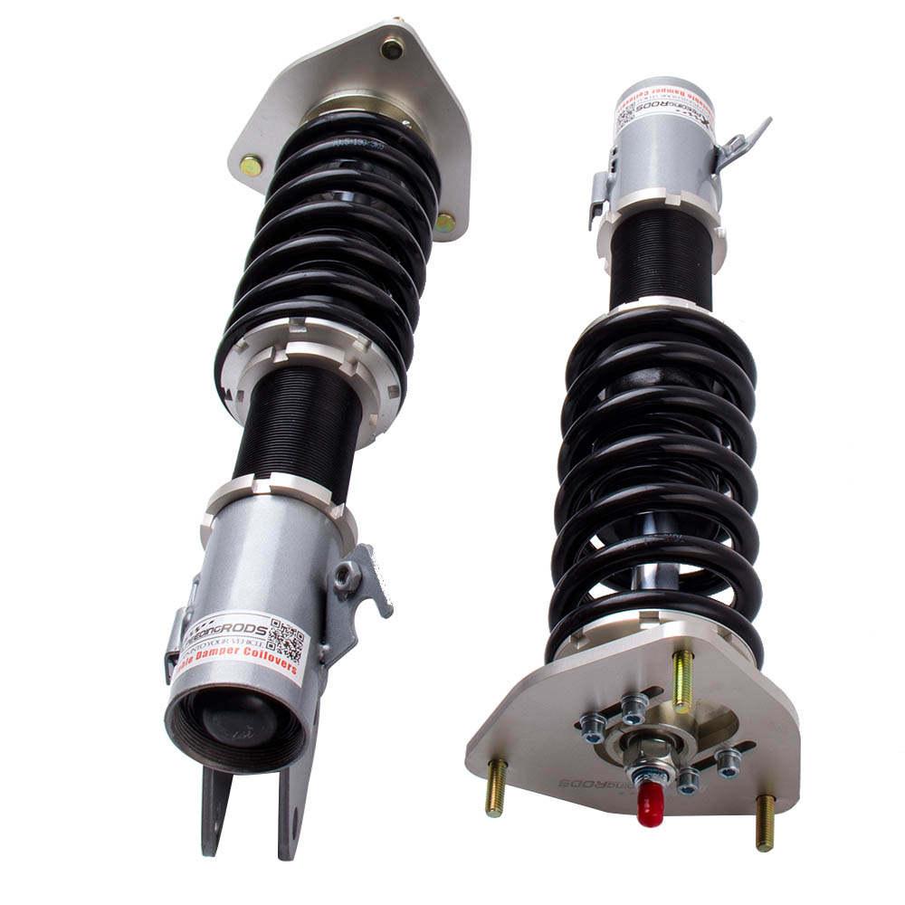 For Subaru Impreza 02-07 WRX 04 STI GDB Shock Absorber Strut Suspension Kit Adjustable Coilover