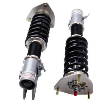 For Subaru Impreza 2002 - 2006 WRX GDB GDA 24 Ways Adjustable Coilover Suspension Kit Grey