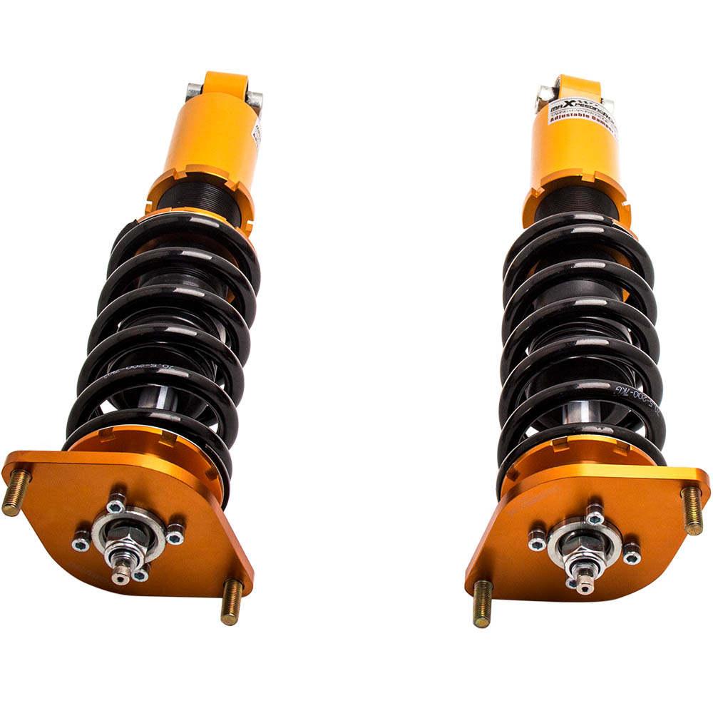 Coilover Struts Shock Suspension Kit For Subaru Impreza 2008-2011 Adj. Damper