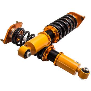 For Subaru Impreza 2008-2011 24 Adjustable Damper Coilover Struts Shock Suspension Kit