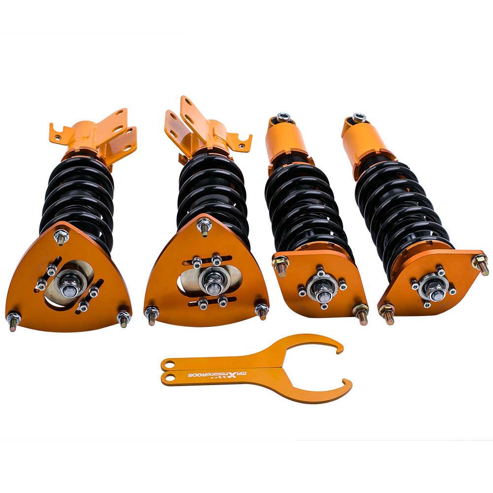 Racing Coilovers Kit For Subaru Impreza WRX STI Wagon 2008-2013 Adj. Height