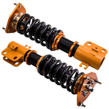 1998 - 2004 For Subaru Legacy BE BH Adjustable Height Shocks Suspension Kit Coilovers