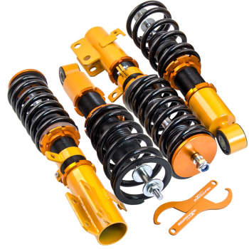 For Toyota Celica 2000-2006 Coil Over Shock Struts Set Coilover Suspension Kit