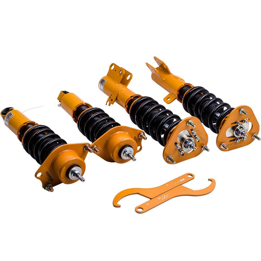 Coilovers Kits For Toyota Corolla 09-17 E140 Suspension Shock 24 Ways Damper Adj