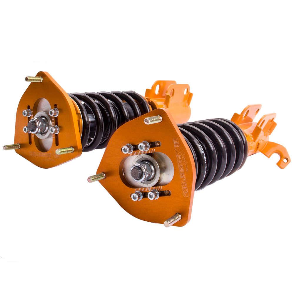 Amortiguadores compatible para Toyota Corolla AE92 AE101 AE111 88-99 Amortiguador