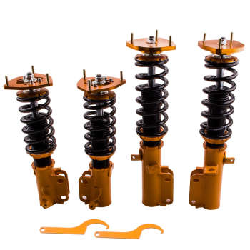 1988- 1999 For Toyota Corolla E90 E100 E110 Adjustable Height Camber Suspension Kit Coilovers