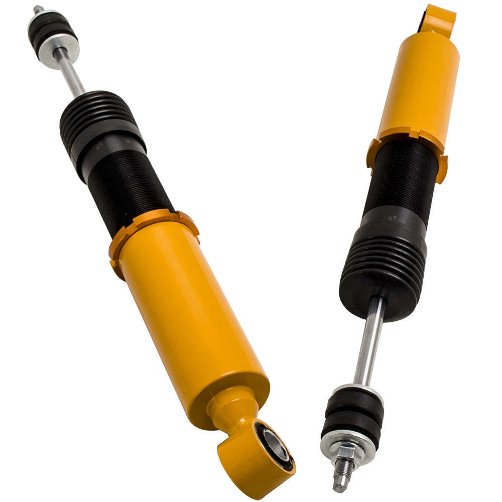 Coilovers Shock Strut Kit for Toyota Yaris 13-17 Coil Over Suspension Adj Height