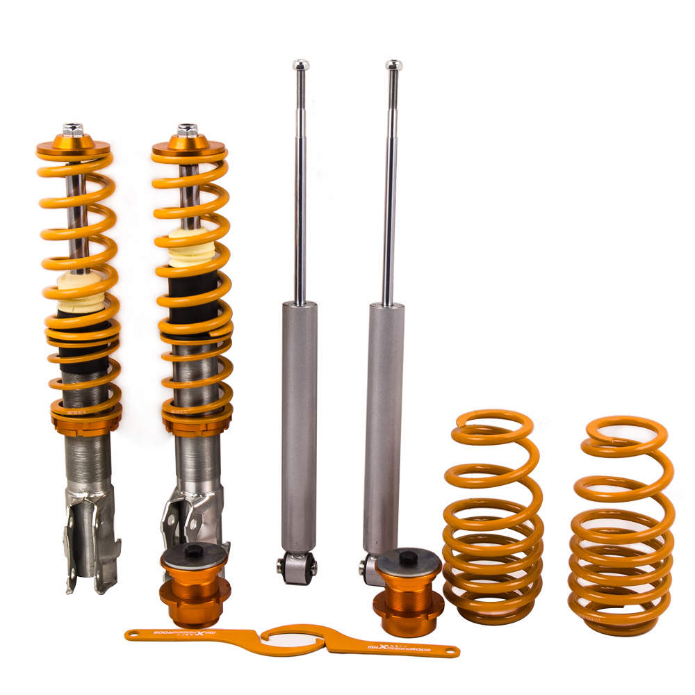 Coilovers Suspension Spring kit For VW LUPO /6X SEAT Arosa 1997–2005
