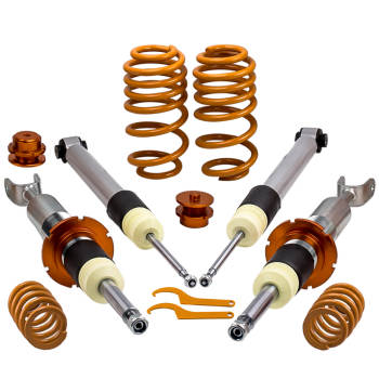 For Audi A4 8E B6 B7 2001-2009 Shock Spring Strut Coilover Suspension Coilovers