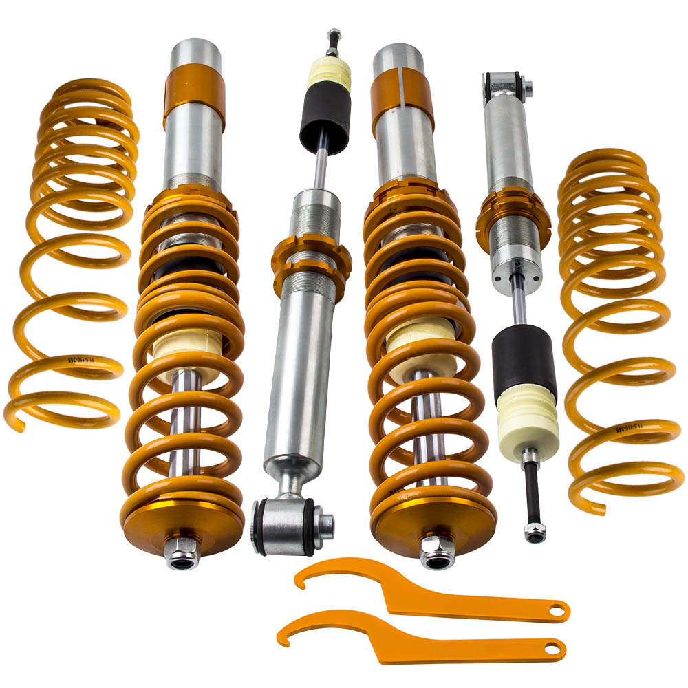 For BMW 5-Series 97-03 E39 525 528 530 540 NEW Performance Adjustable Coilovers