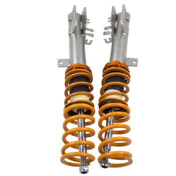 For Ford KA Fiat 500 2008-2017 Height Adjustable Coilovers Suspension