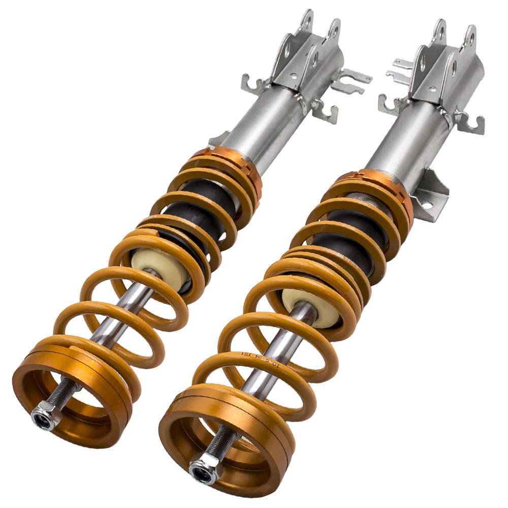 Coilovers for Fiat Punto MK3 199 2005- Adjustable Suspension Spring Sturts