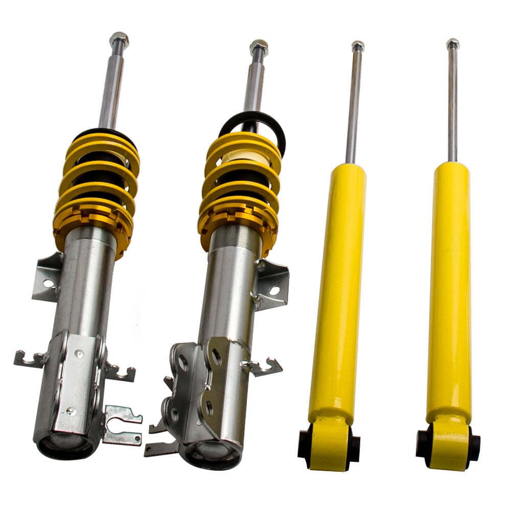 Coilovers for Flat Punto MK3 (199) 2005-2012 Adjustable Suspension Spring Sturts