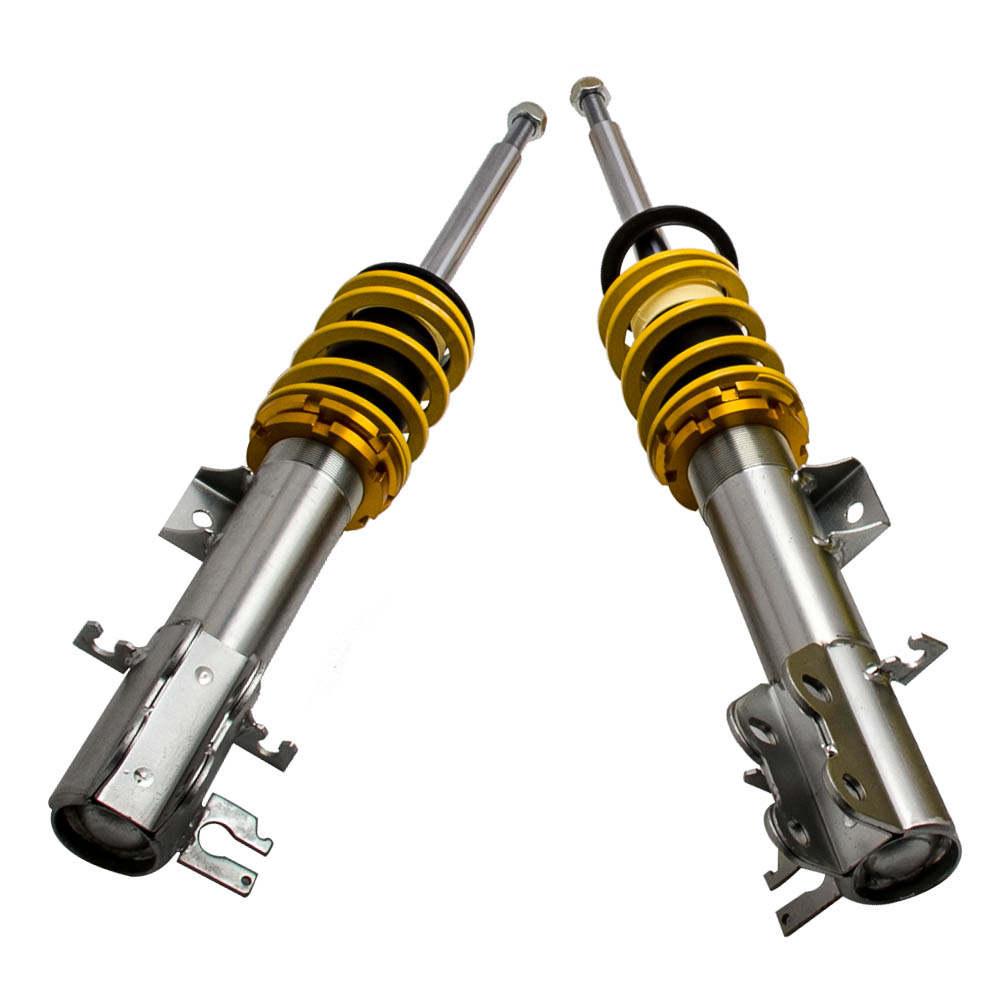 Shock Absorbers Coilover for Fiat Grande Punto 199 SCCS Platform Suspension