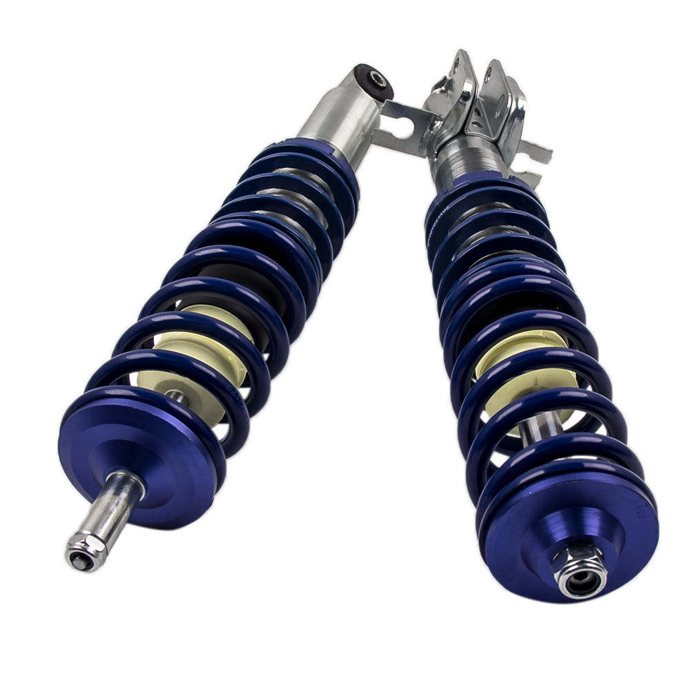 Coilover Kit for 74-84 VW Golf I Rabbit Cabrio Coilovers Volkswagen MK1 Blue