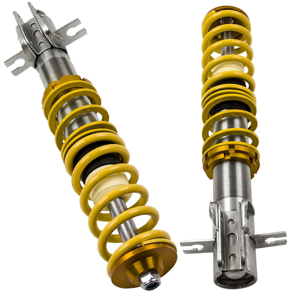 COILOVER for VW GOLF MK1 CABRIO ADJUSTABLE SUSPENSION KIT COILOVERS CRC