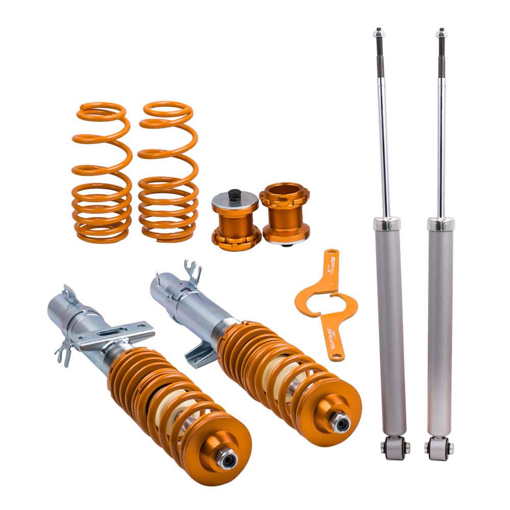 Height adjustable Coilover for VW UP Seat Mii Skoda Citigo adjustable suspension lowering kit