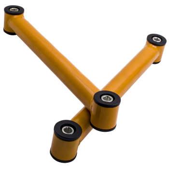 Set of 4 Suspension Upper  Lower Set 2-3 Lift Control Arms for Dodge Ram 03-09