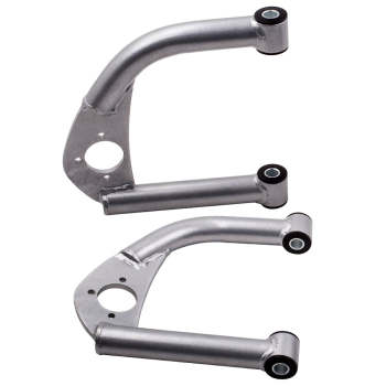Tubular Front Upper Control Arm A-Arms for GM F-Body 1993-2002 w/Poly Bushings