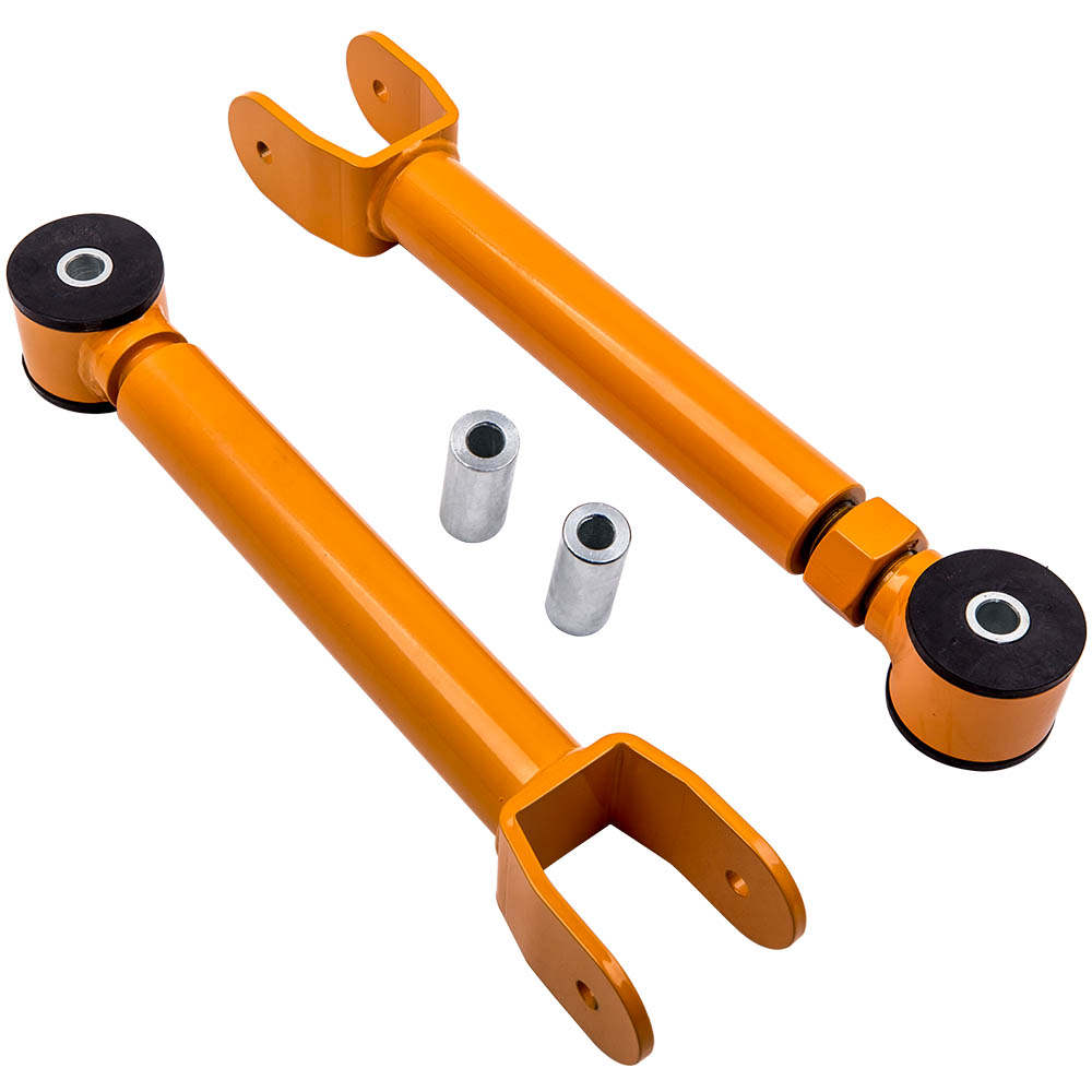 Compatible para Jeep Grand Cherokee WJ 99-04 Adjustable Front Upper Control Arms Set