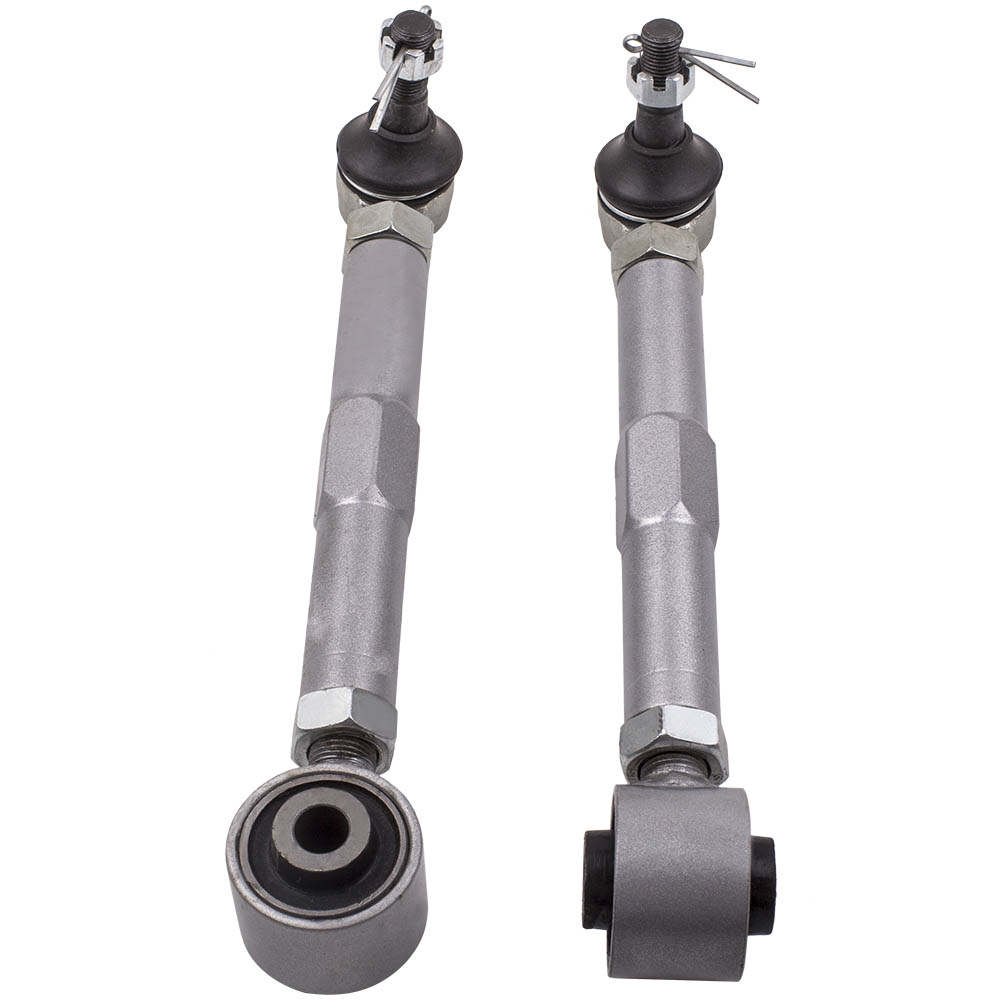 For Lexus IS300 GS300 GS400 GS430 Adjustable Rear Toe 2 Pcs Control Arms Kits
