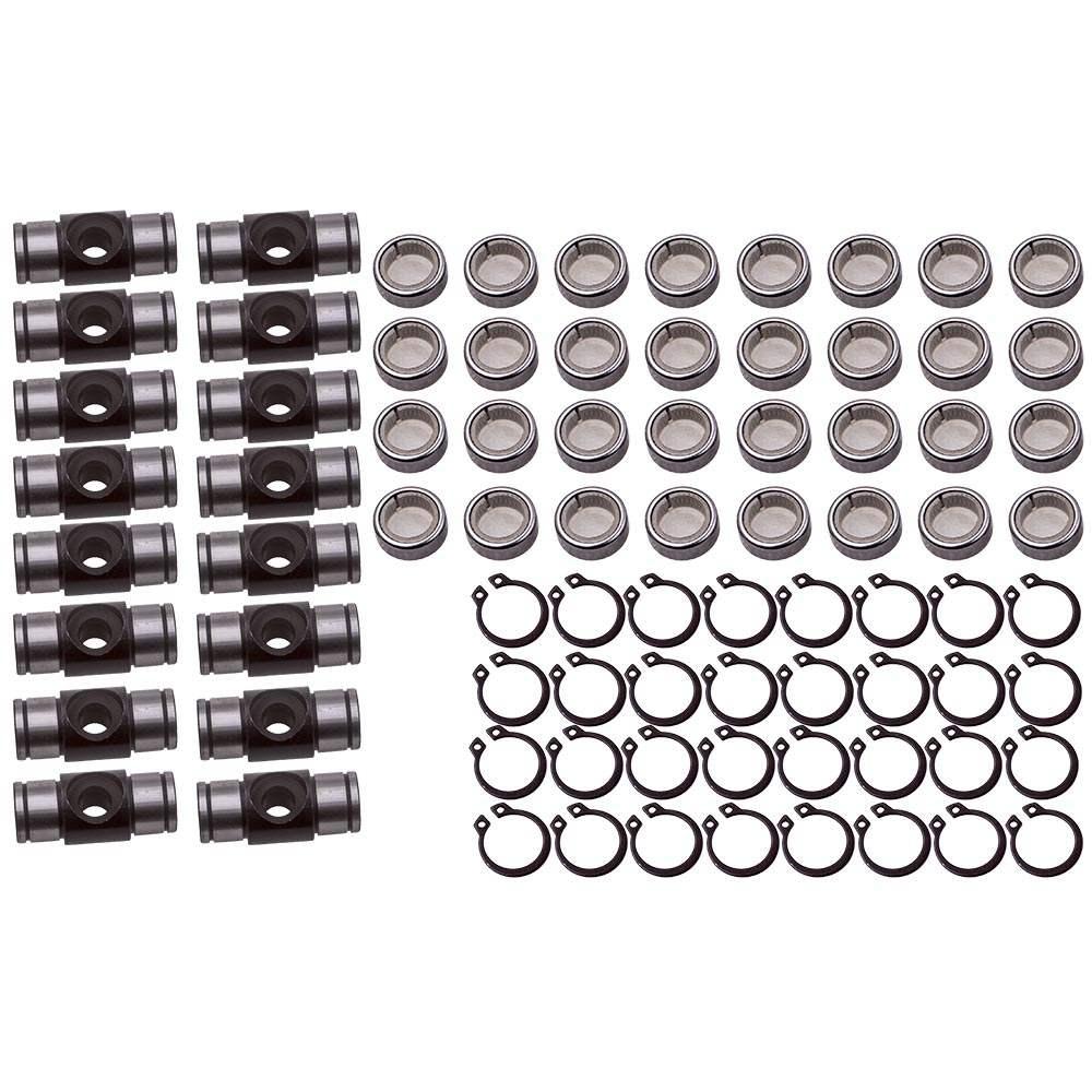 Kit de tourillon de culbuteur de moteur avec gros clips pour moteurs LS1 LS2 LS3 LS6 LS7