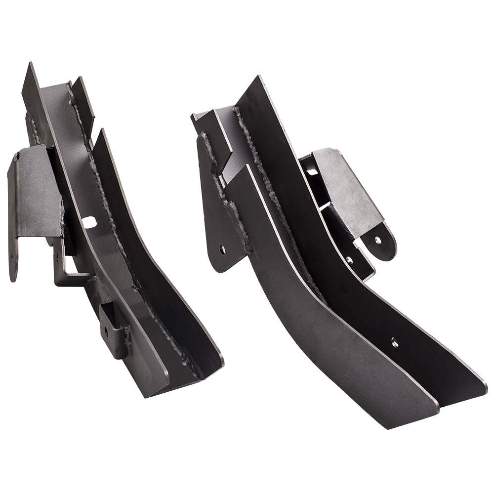 1997 - 2006 For Jeep Wrangler TJ LH & RH Rear Trail Control Arm Frame Rust Repair