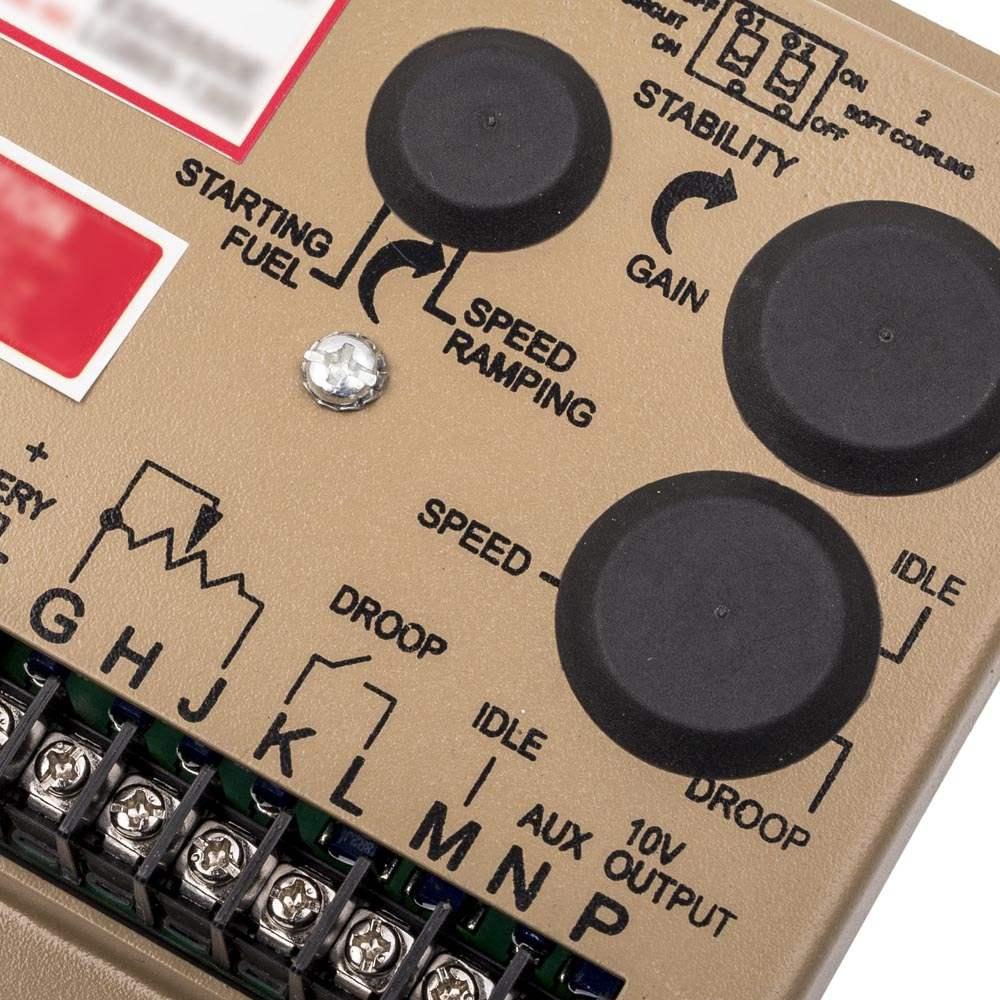 Motor Regulador de Velocidad Del Motor para ESD5111 Controlador de Ajuste Del