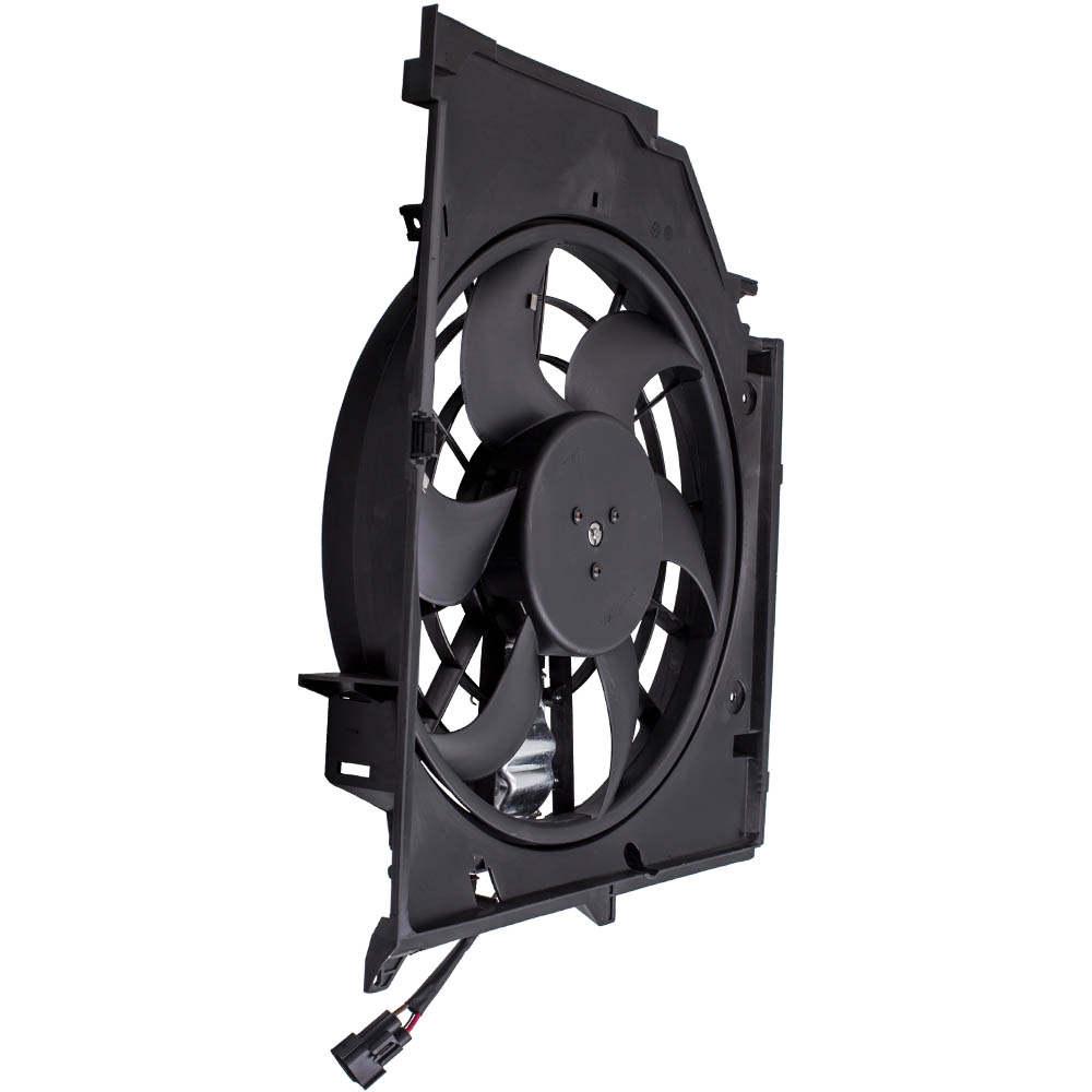 Ventilador de refrigeración motor compatible para BMW 3 E46 17117561757 17117525508