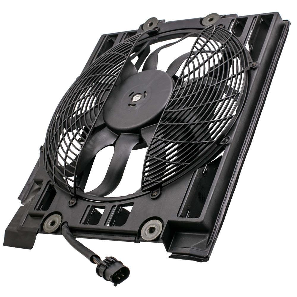 Condensateur Moteur Ventilateur pour BMW 5 Series E39 Radiator 64548380780 Neuf