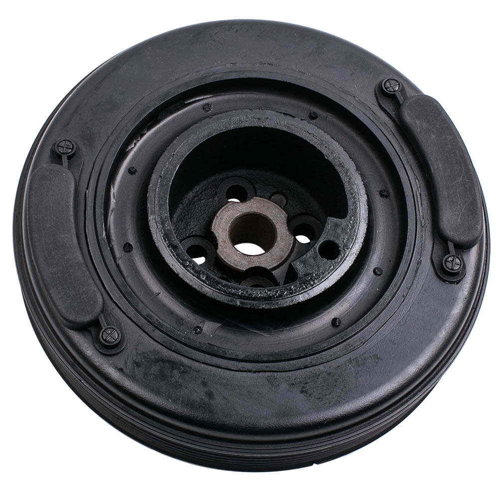 For Audi A6 VW Transporter 2.5 TDi Torsion Vibration Damper Crank shaft Pulley