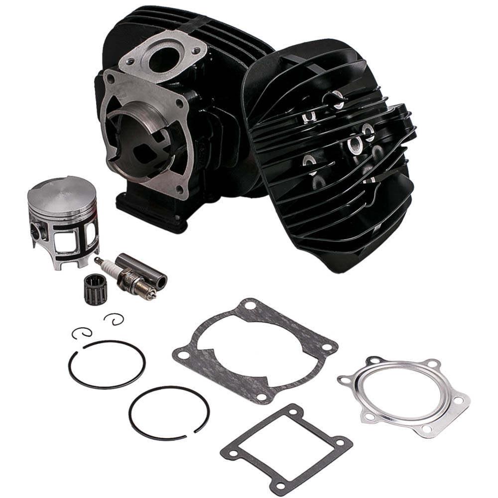 For Yamaha Blaster 200 Cylinder Head Piston Gasket Top End Rebuild Kit 1988-2006