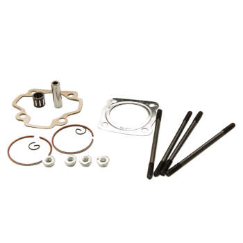 For Yamaha PW 50 Big Bore Kit Top End Set 60cc Piston Cylinder Rings 1981-2009