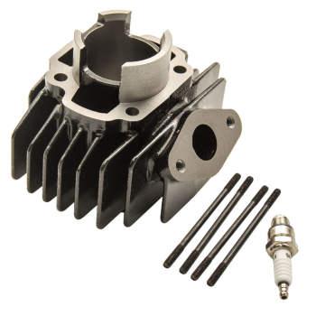 Cylinder Piston Ring Head Gasket Top End Kit for YAMAHA QT 50 QT50 1979 - 1987
