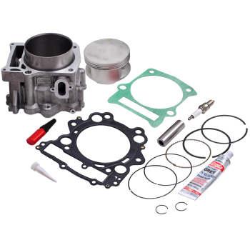 For Yamaha Raptor 660R Cylinder Piston Gasket Top End Rebuild Kit 2001-2005 New