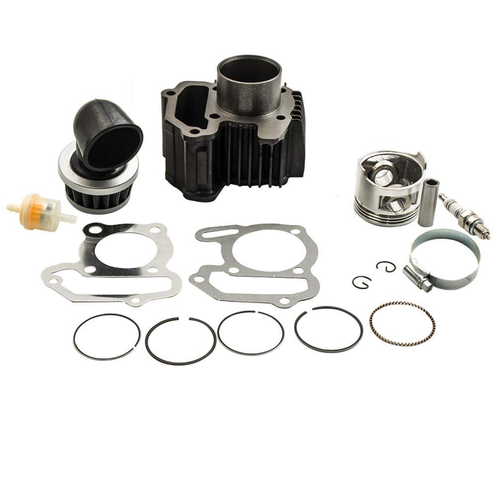 For Yamaha Raptor 80 YFM80W YFM80R Cylinder Piston Gasket Top End Kit 2002-2008