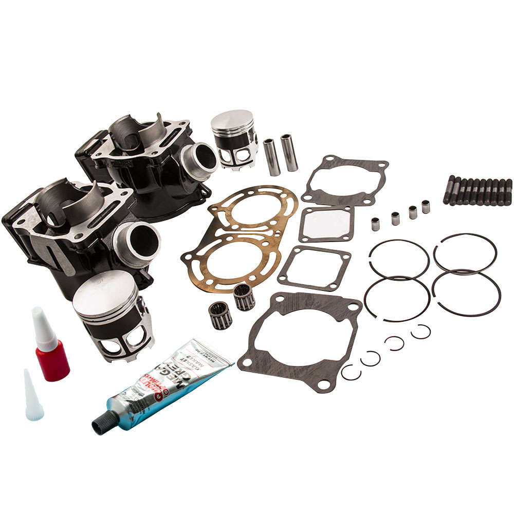 For Yamaha Banshee 350 YFZ350 1987-2006 Standard Bore Cylinder Piston Gasket Kit