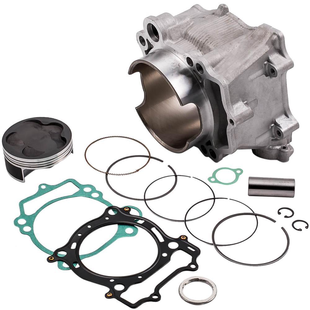 Cylinder Piston Gasket kit For Yamaha YFZ450 Stock Bore 95mm 2004-2009 2012-2013