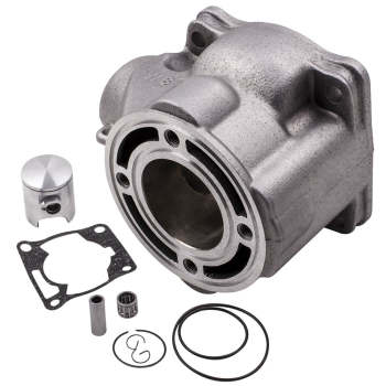 Cylinder Piston Gasket Top End Kit for Yamaha YZ85 2002-2018 YZ80 1993 - 2001
